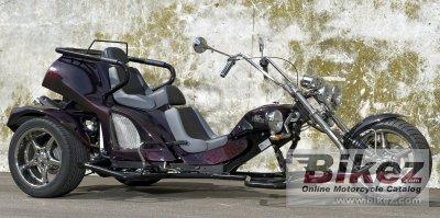 2011 Boom Trikes V1 Firebird