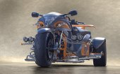2012 Boom Trikes Hayabusa Trike photo