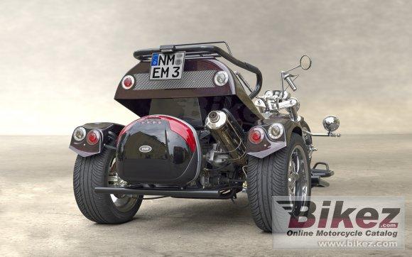 2012 Boom Trikes V1 Automatik