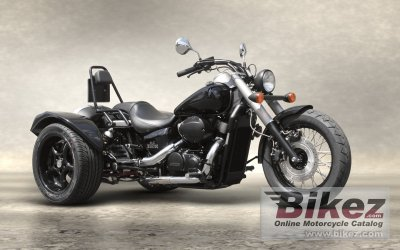 2012 Boom Trikes Black Spirit 750 photo
