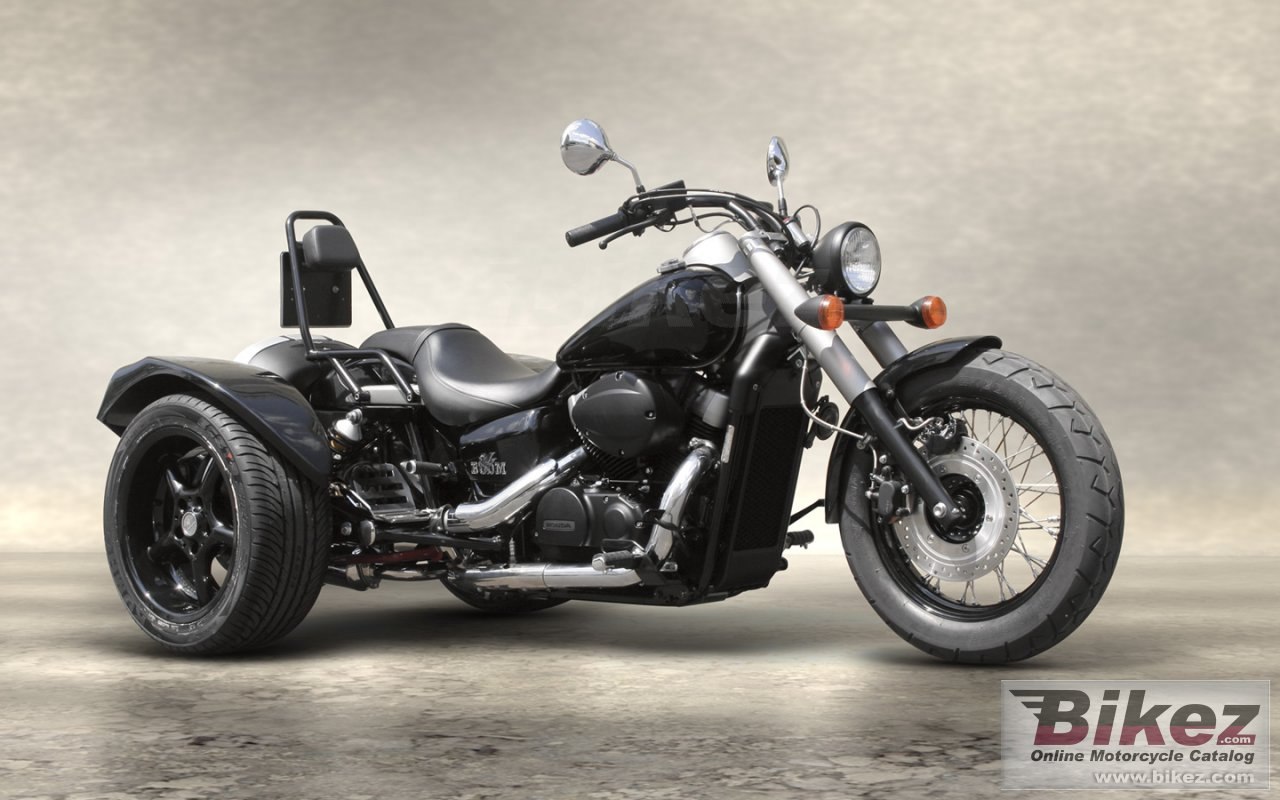 Big Boom Trikes black spirit 750 picture and wallpaper from Bikez.com