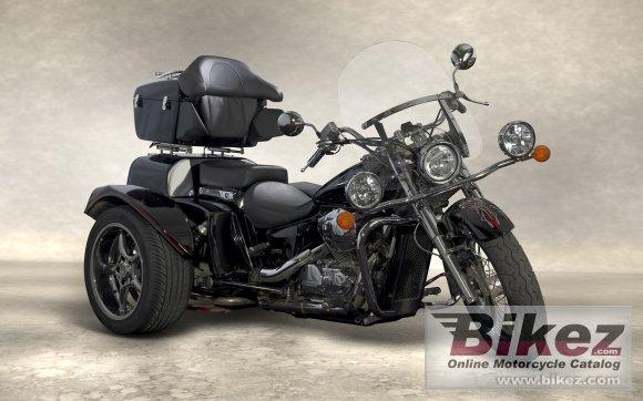 2012 Boom Trikes Black Spirit 750