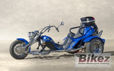 2012 Boom Trikes Muscle Low Rider photo