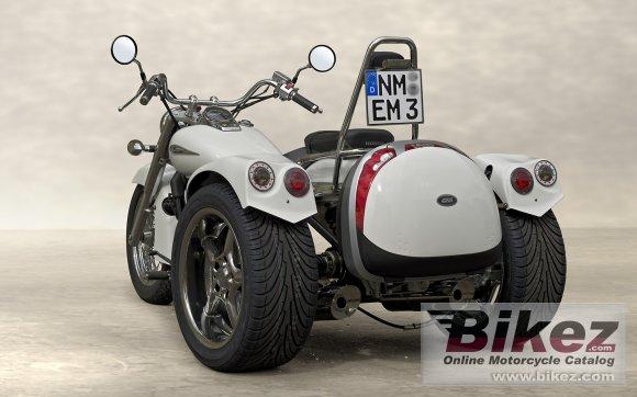 2012 Boom Trikes Shadow 750