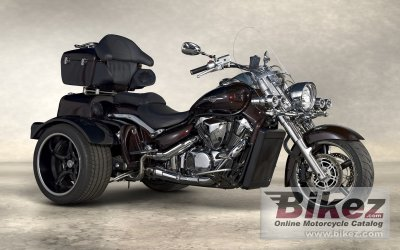 2012 Boom Trikes Intruder 1800