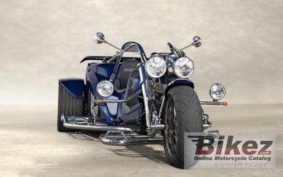 2012 Boom Trikes Mustang ST1