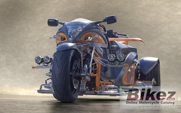 Boom Trikes Hayabusa Trike