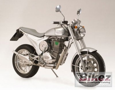 2007 Borile B500CR photo