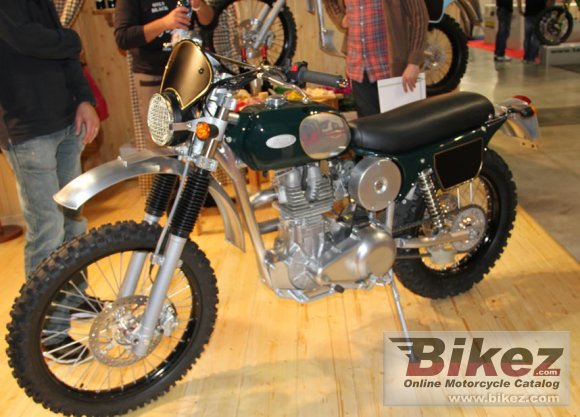 2013 Borile B500Ricki photo