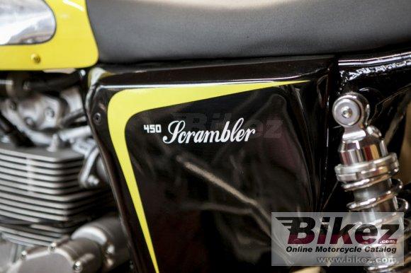 2015 Borile B450 Scrambler