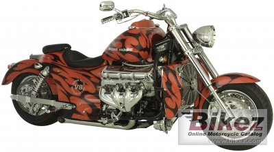 2005 Boss Hoss BHC-3 502 photo