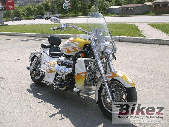 2007 Boss Hoss BHC-3 ZZ4