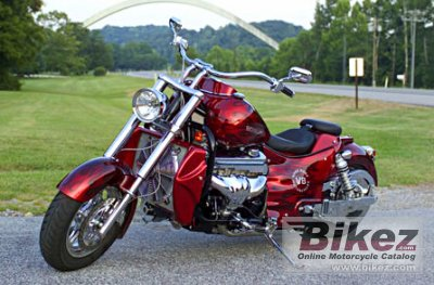 2008 Boss Hoss BHC-3 ZZ4 specifications and pictures