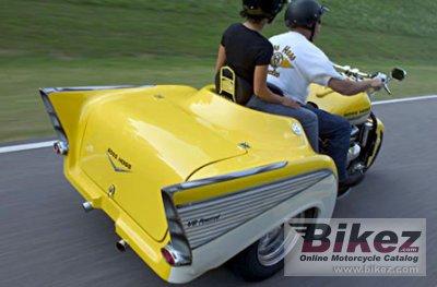 2009 Boss Hoss BHC-9 ZZ4 Trike