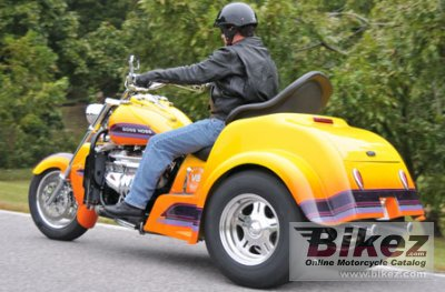2010 Boss Hoss BHC-9 ZZ4 Trike photo