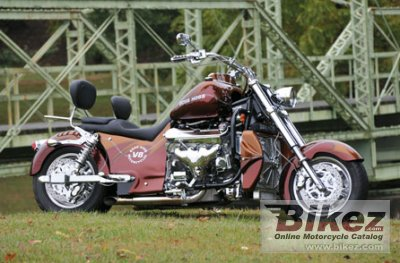 2011 Boss Hoss BHC-3-LS3 photo