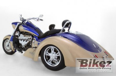 2012 Boss Hoss BHC-9 Gangsta 445 Trike photo