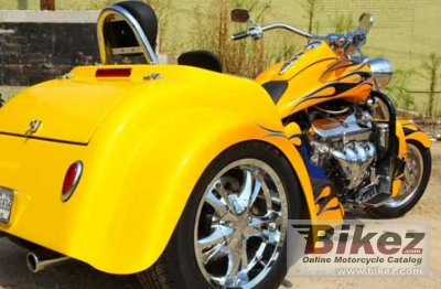 2012 Boss Hoss BHC-9 Coupe 445 Trike photo