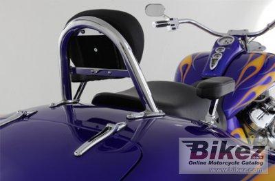 2017 Boss Hoss BHC-9 Gangsta Trike