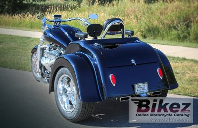 2019 Boss Hoss Coupe Trike
