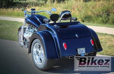 2019 Boss Hoss Coupe Trike