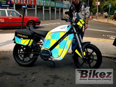 2012 Brammo Hong Kong Police