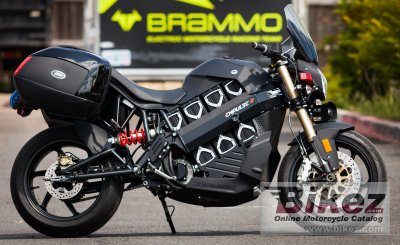 2015 Brammo Empulse LE
