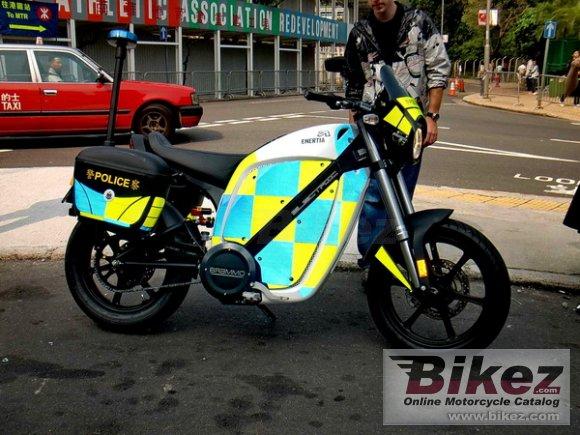 Brammo Police