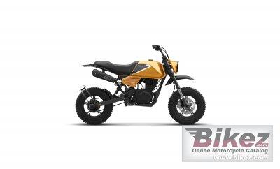 2020 Brixton Crossfire 125 XS