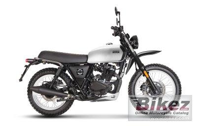 2020 Brixton Felsberg 125 XC