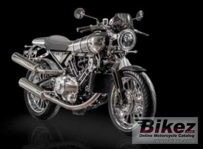 2019 Brough Superior SS100