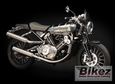2020 Brough Superior SS100