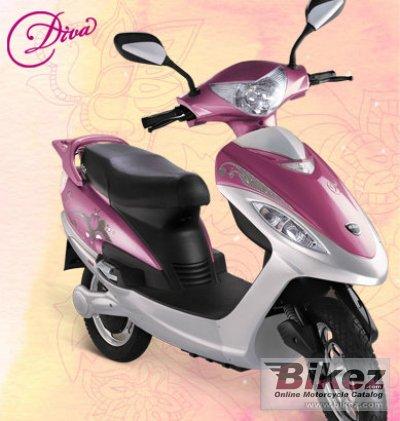 2011 BSA Motors Diva