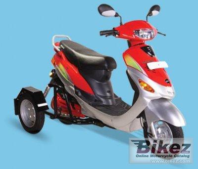 2011 BSA Motors Roamer Able