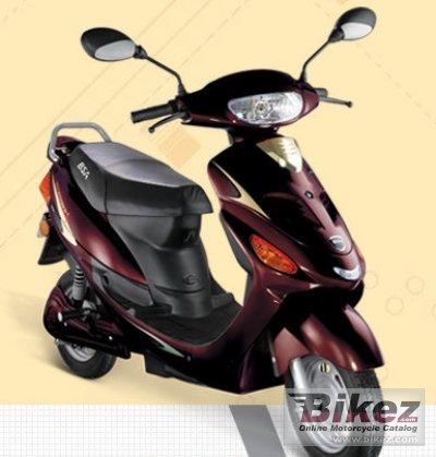 2011 BSA Motors Roamer Nuo