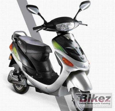 2011 BSA Motors Roamer Nxg