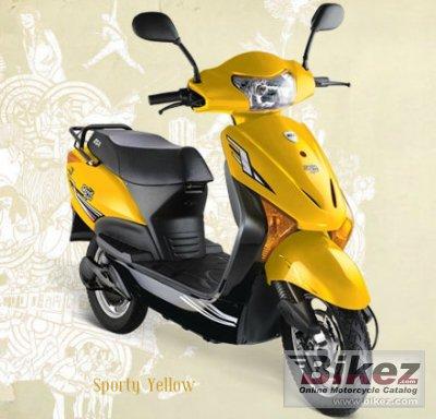 2011 BSA Motors Street Rider