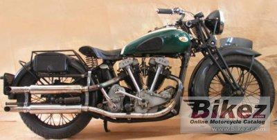 1936 BSA Y13