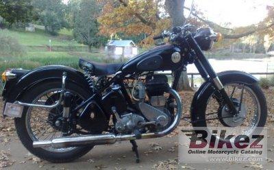 1954 BSA M 21