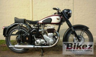 1955 BSA M 21