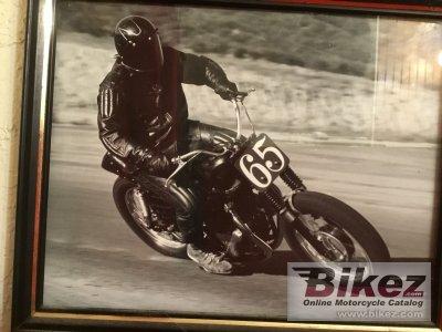 1958 BSA Golden Flash
