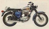 1966 BSA A 50 Royal Star