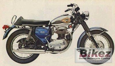 1968 BSA A 50 Royal Star