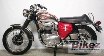 1969 BSA A65 Star