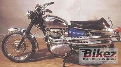 1970 BSA A 65 SS Firebird photo