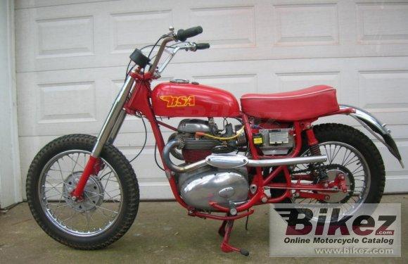 1970 BSA A 65 SS Firebird