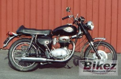 1970 BSA A 65 Lightning photo