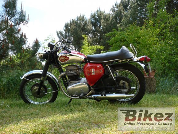 1970 BSA A 50 Royal Star photo