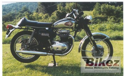 1970 BSA A 50 Royal Star