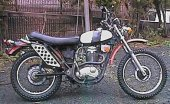1971 BSA Victor 500-Trail (B-50T) photo